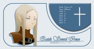 Irene Claymore Card V2 by niwre-san