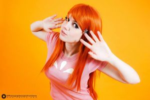 orihime inoue cosplay by neliiell