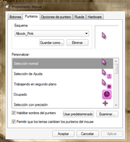 Cursor Albook Pink by SweetPinkGalaxy