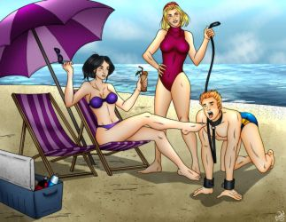 Archie and Friends 4: Beach Bodies by Bowen12a