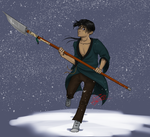 EA-LEC: Of Snow and Spear by Absolute-Sero