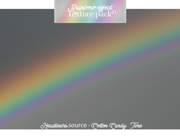 Texture Pack Rainbow Effect by CottonCandyTime