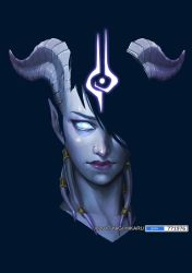 Draenei, the Exiled One by yagihikaru