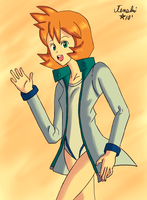 Autumn Misty by TenshiHoshino
