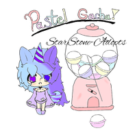 PASTEL GACHA (CLOSED TEMPORARILY!!!!) by Starstone-Adopts