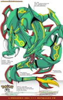 L'Pokedex 384 - Rayquaza FR