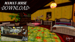 Mama's House [MMD] DL by JuleHyrule