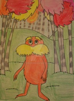The Lorax by mkl91