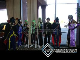 Anime North 2008 Code Geass by whitetiger76