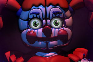 Circus Baby - Trailer Wallpaper by GamesProduction
