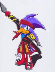 A Cheerful Assassin by Sonic155