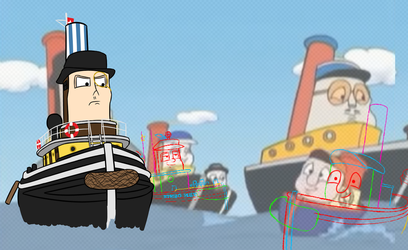 TUGS drawing update #3 by puccarocks123