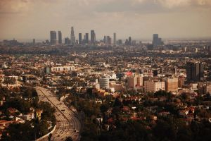 Los Angeles by KingVahagn