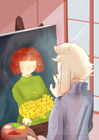 HOPETale first anniversary by HappYEnDay