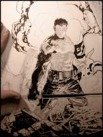 Bloodshot WIP photo by andybrase