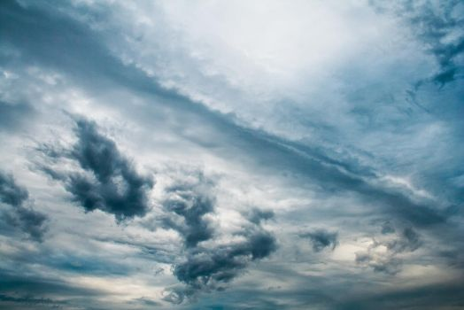 Clouds I by myst111