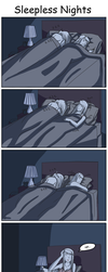 FullMetal Alchemist Omake: Sleepless Nights by Perfectlykawaii93
