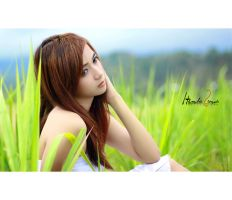 waiting by hendradarma28