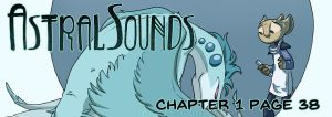 AstralSounds Page 38 (Preview) by The-Snowlion