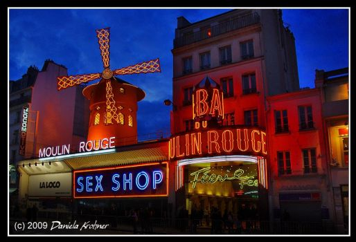 Moulin Rouge by Digitalbaby