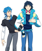 Renao Clothes Swap finished by Thedaronobsessor