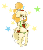 Isabelle by Zombies-Pudding