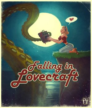 Falling in lovecraft by antoniodeluca