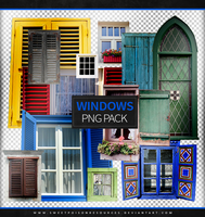 Windows | Png Pack by sweetpoisonresources