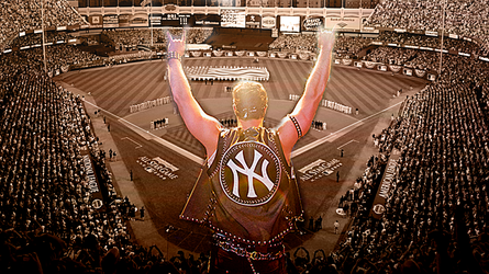 Mark Teixeira I Wanna Rock Yankees Wallpaper by Louie82Y