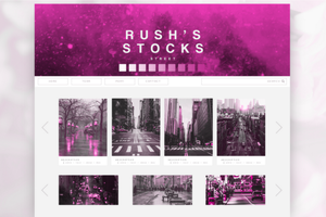 Stock Pack 16 | Street by SugarRush19
