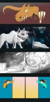 Spitpaint and stuff (Group 9#) by eltoNNNNNN