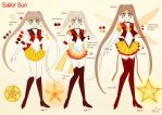 Sailor Sun Reference 2012 by mishihime