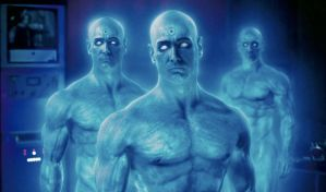 Watchmen- Dr. Manhattan by mexicanpryde2000