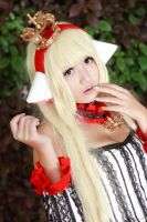 Chobits - Red Chii by Xeno-Photography