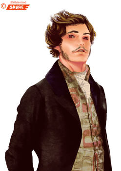 8.3.1 Auguste Dupin by Kory307