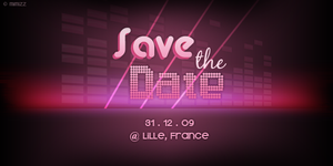 Save the Date by mimizz