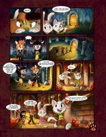 True Tail : One Halloween Night (Page 2 of 14) by SkynamicStudios