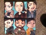 Supernatural Pencil Bag by MidnightZone