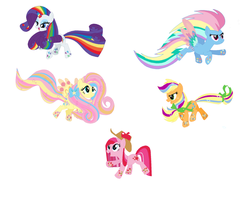 And Its What My Rainbow Power Is Telling Me! by awesome992