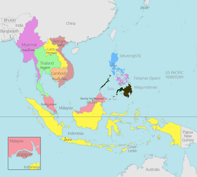 America annexes Luzon instead of Treaty of Paris by kazumikikuchi