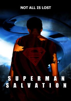 Superman Salvation II by misterhessu