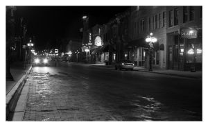 Deadwood at Night by FaithlessIlladoreYou