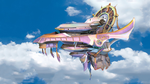 FFX Airship Fahrenheit Wallpaper 1080p by ajnauron