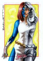 Dangerous Diva- Mystique by artguyNJ