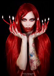 Candles by G-P-Photography