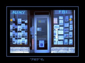 FBI Agency by caracal
