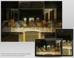 The Last Supper for Android by olympmedia