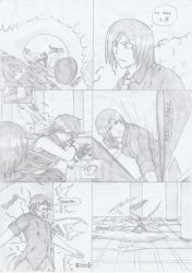 Manga for friend page 4 by XealXephnosse