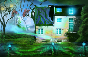 House of Mystery by JKRoots