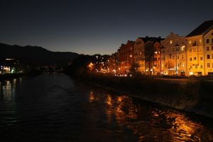 Evening in Innsbruck by zhuravlik26